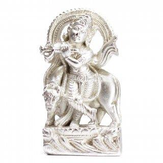 パラド・クリシュナ神像(高さ約7.5cm、重量約202g)