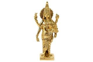 ダンヴァンタリ神像(真鍮製)