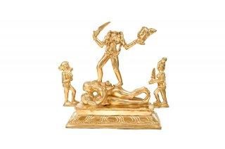 チンナマスター女神像(ブロンズ製)(受注製作)