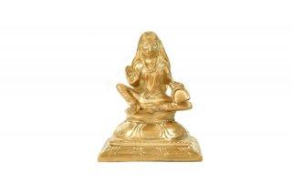 ドゥマーヴァティー女神像(ブロンズ製)(受注製作)