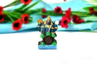 クールマ神像(シャーラグラーマ、41グラム)(受注発注品)