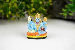 ハヤグリーヴァ神像(シャーラグラーマ、70グラム)(受注発注品)