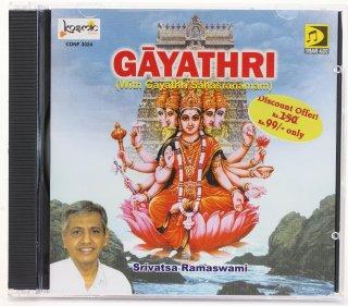 Gayatri with Gayatri Sahasranamam