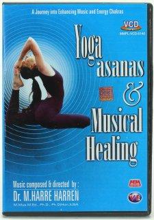 Yoga Asanas & Musical Healing(VCD)