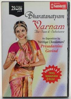 <img class='new_mark_img1' src='https://img.shop-pro.jp/img/new/icons1.gif' style='border:none;display:inline;margin:0px;padding:0px;width:auto;' />Bharatanatyam Varnam(VCD)