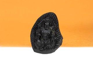 ハヌマーン神像(シャーラグラーマ、271g)(受注発注品)