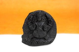 クールマ神像(シャーラグラーマ、77グラム)(受注発注品)