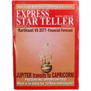 STAR TELLER 2020年11月号