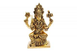 カルマリアンマン女神像(真鍮製)(受注製作)
