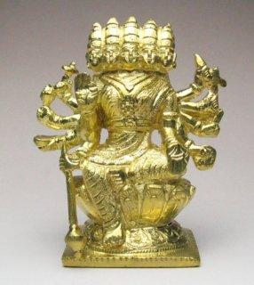 ガーヤトリー女神像(パンチャローカム、中サイズ)