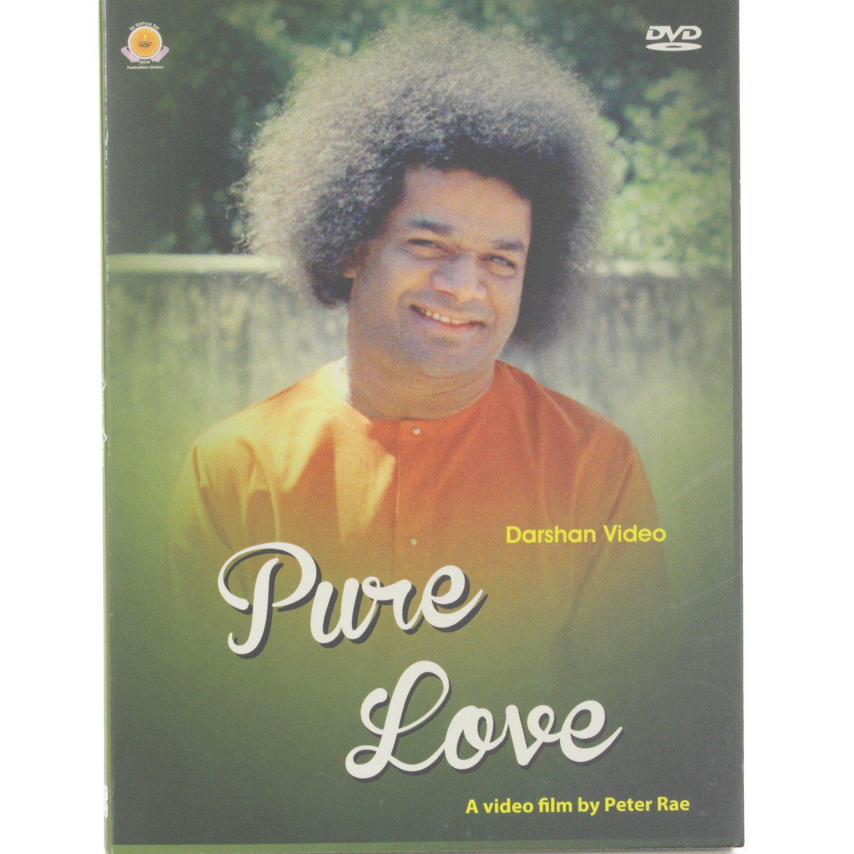 Pure Love(サイババのダルシャンDVD)