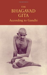 The Bhagavad Gita According to Gandhi [ペーパーバック]