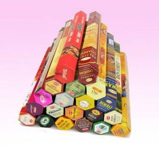 インド香バラエティパック(ヘキサ20箱)