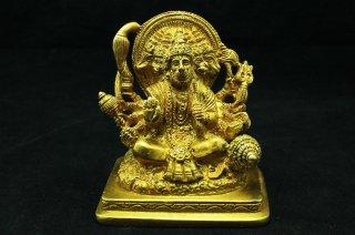 パンチャームカ・ハヌマーン神像(真鍮製)