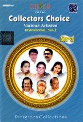 Collectors Choice Various Artistes Instrumental - vol.1 (MP3版)