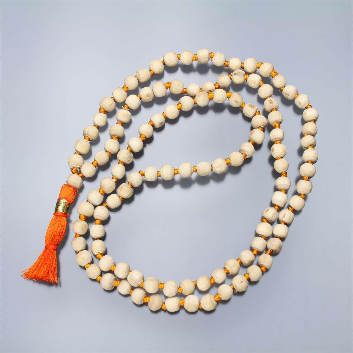トゥラシー・マーラー(6mmサイズ、オレンジ色)