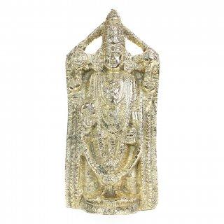 シュリーニヴァーサ・バラジ神像(真鍮製)