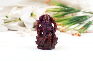 ルビー・ラクシュミー女神像(約142g)(受注発注品)