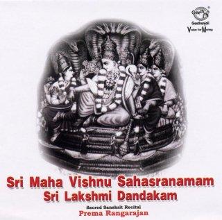 Sri Maha Vishnu Sahasranamam & Sri Lakshmi Dandakam