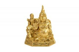 クベーラ神像(真鍮製)(受注製作)