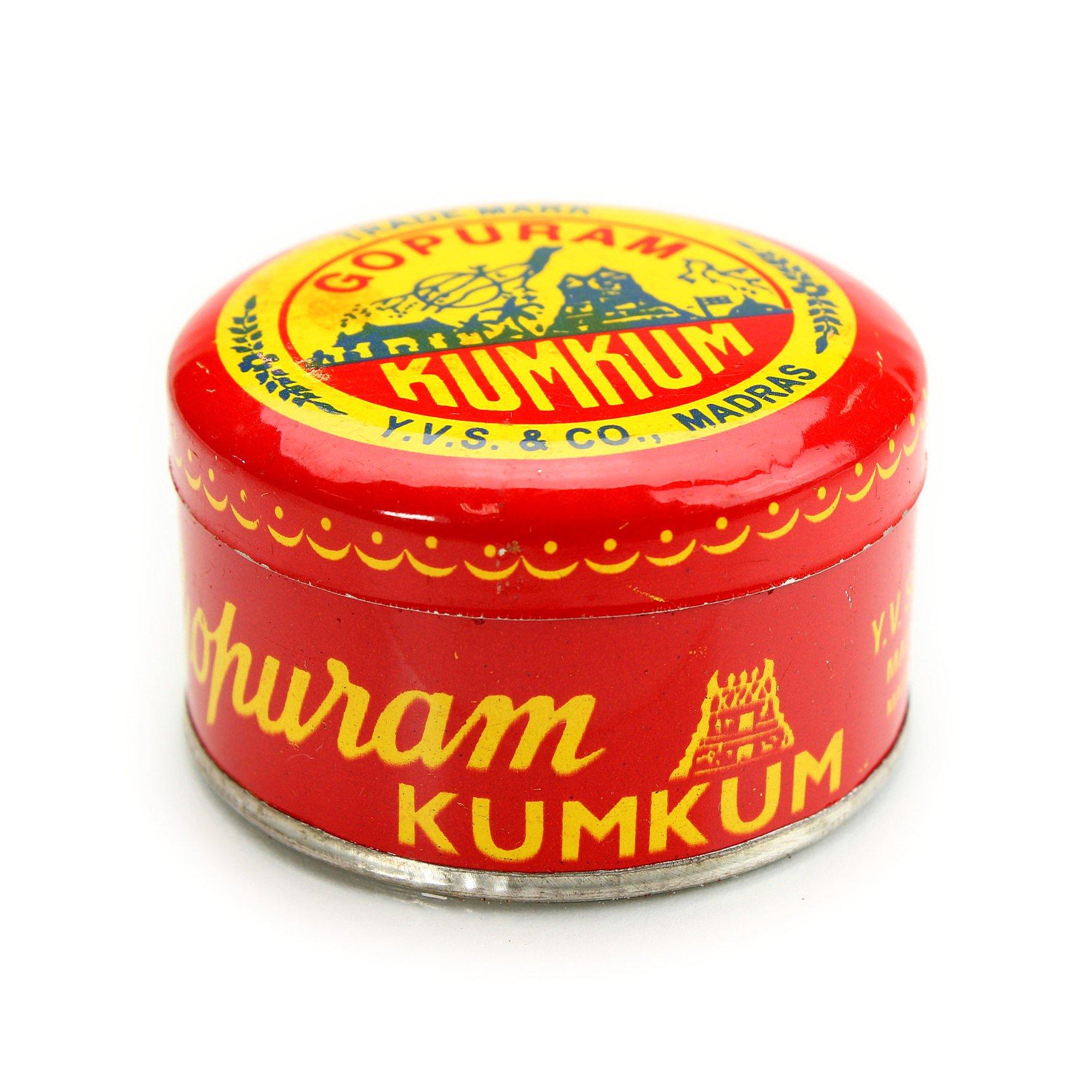ゴープラム・クムクム(15グラム)