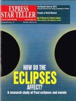 STAR TELLER 2015年11月号