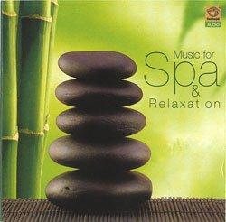 スパとリラクゼーションのための音楽(CDSA422)
