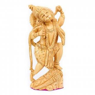 ハヌマーン神像(木製)