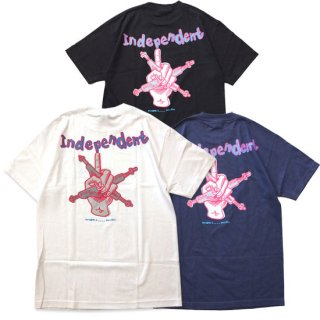 INDEPENDENT TRUCKS  × MARK GONZALES/マークゴンザレス MY NAME IS GONZALES S/S T-SHIRT