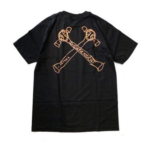 <img class='new_mark_img1' src='//img.shop-pro.jp/img/new/icons5.gif' style='border:none;display:inline;margin:0px;padding:0px;width:auto;' />INDEPENDENT × JASON JESSEE Tシャツ JESSEE MENS REGULER S/S TEE BLACK