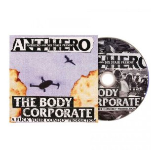ANTIHERO SKATEBOARDS