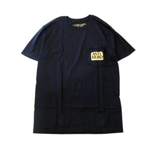 <img class='new_mark_img1' src='//img.shop-pro.jp/img/new/icons5.gif' style='border:none;display:inline;margin:0px;padding:0px;width:auto;' />ANTIHERO RESERVE POCKET S/S TEE アンタイヒーロー ポケットTシャツ