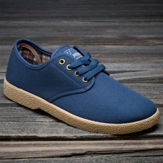 KINGSTON UNION MFG - THE WINO NAVY/GUM - JASON ADAMS EDITION