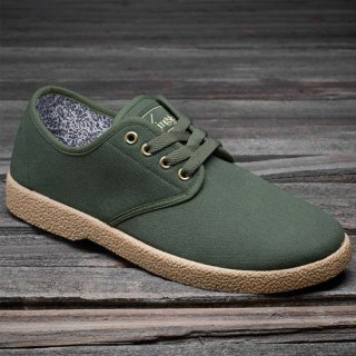 KINGSTON UNION MFG - THE WINO ARMY GREEN/GUM - Mario Rubalcaba Edition