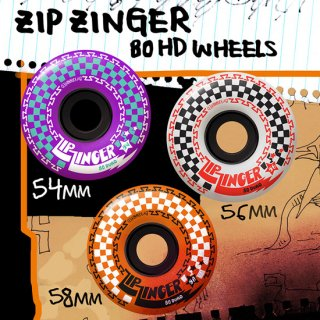 KROOKED ZIPZINGER WHEEL 80HD