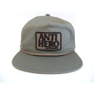 <img class='new_mark_img1' src='//img.shop-pro.jp/img/new/icons5.gif' style='border:none;display:inline;margin:0px;padding:0px;width:auto;' />ANTIHERO RESERVE CAP アンタイヒーロー リザーブキャップアーミーグリーン