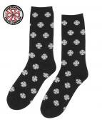 <img class='new_mark_img1' src='//img.shop-pro.jp/img/new/icons5.gif' style='border:none;display:inline;margin:0px;padding:0px;width:auto;' />INDEPENDENT TRUCKS  MULTI CROSS SOCKS BLACK