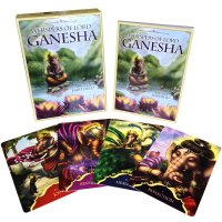 【象の頭を持つインド神、ガネーシャからのメッセージ】ウイスパー・オブ・ロード・ガネーシャ