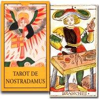【250年前のマルセイユ版の復刻版】タロット ノストラダムス