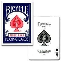 【トランプの最高峰BICYCLE(バイスクル)】バイスクル808 ポーカーサイズ