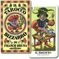 【イタリアの絶版タロットカード】タロッコ・ビザ―ロ
