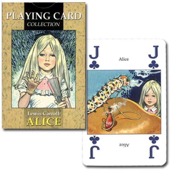 【Lewis Carroll -ALICE-】トランプ 不思議の国のアリス
