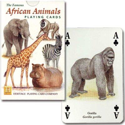 【アフリカに生息する動物達】アフリカン・アニマル