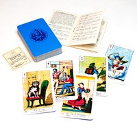 【イタリアで生まれたトランプ占い用カードの古典】ラ・ベラ・シビラ占い