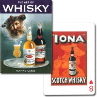 【ウイスキーと共に楽しむ、大人のトランプ】トランプ アート・オブ・ウイスキー