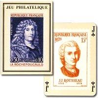 トランプ 切手