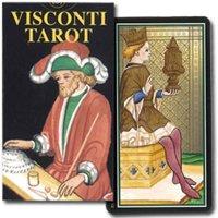 【現存する最古のタロットカード】ミニチュア・ビスコンティ・スフォルツァ版タロット<Lo Scarabeo>