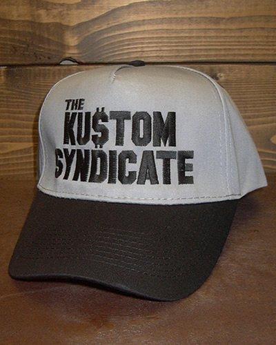 【COTTON TWILL CAP】
