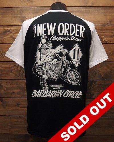 """NEW ORDER CHOPPER SHOW 2016���� """"T-shirt&Pass"""""""