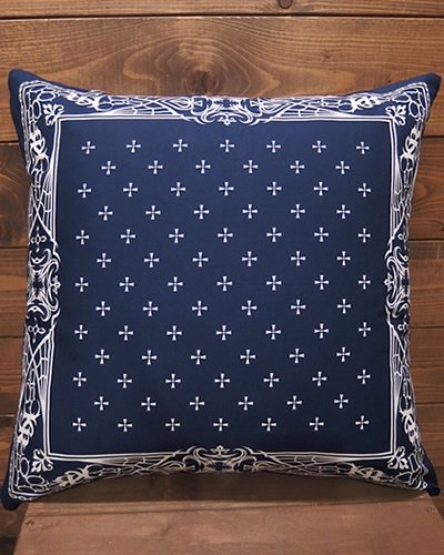 【CUSHION】K.R.BANDANA